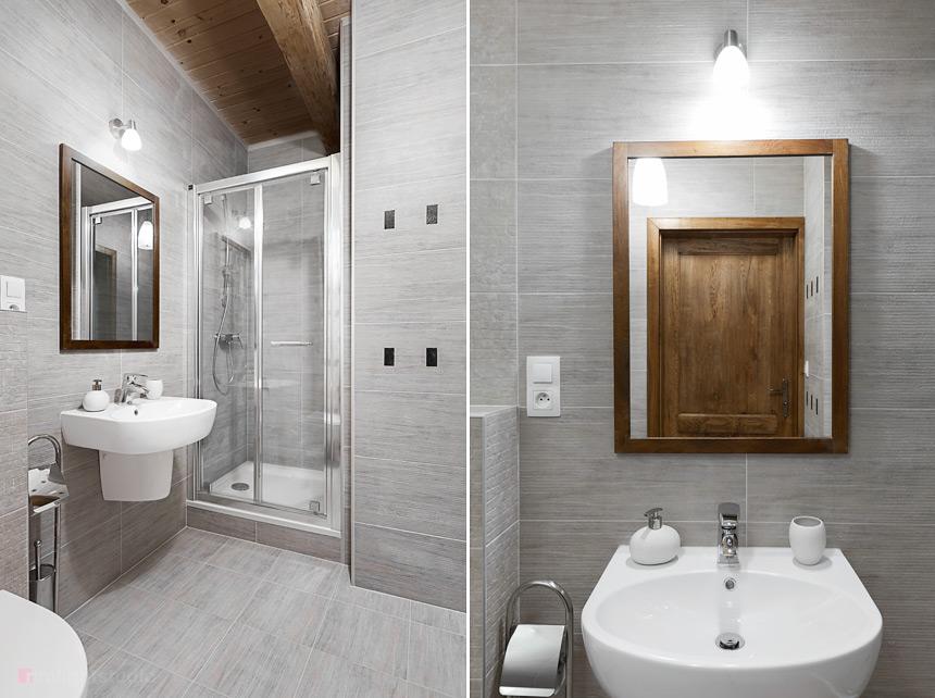 Łazienka w pokoju Bera Umlska