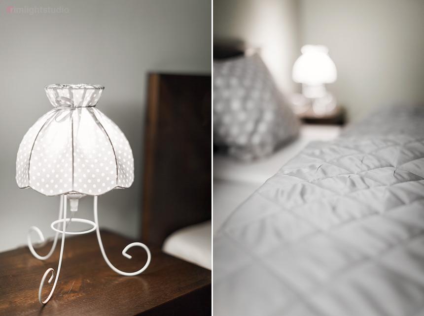 Sypialnia w pokoju Józefinka