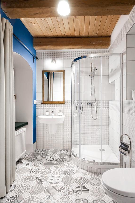 Łazienka w pokoju Józefinka