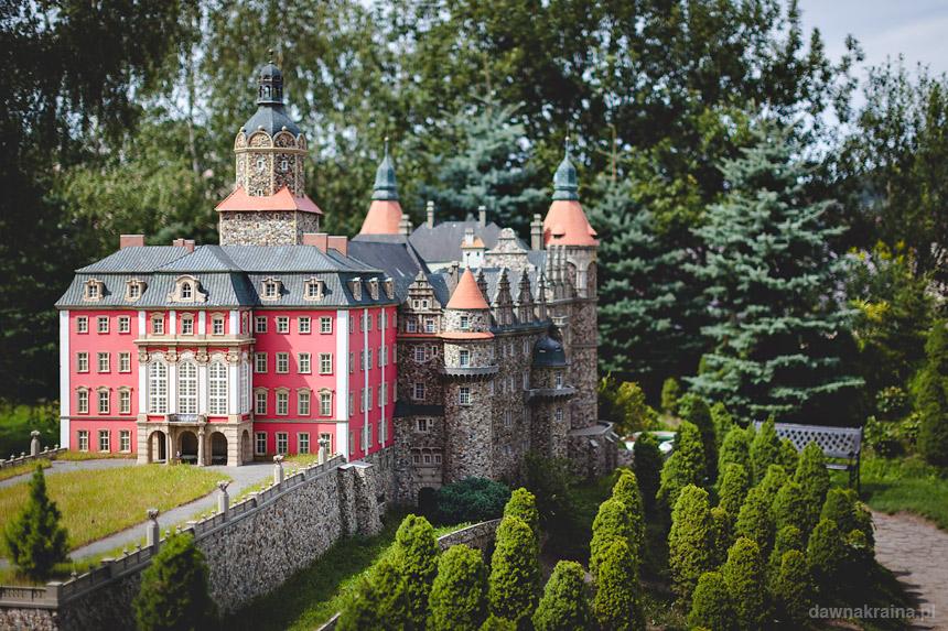 park-miniatur-zamek-ksiaz