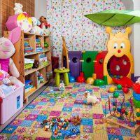 Pokój zabaw dla najmłodszych w gościńcu :)