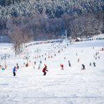 Stok narciarski Łysa Góra