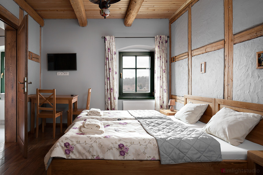 Pokój Dobra Ludwika 2 osobowy