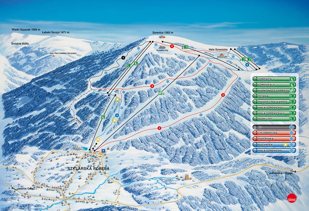 Źródło: http://sudetylift.com.pl/zima/ski-arena/