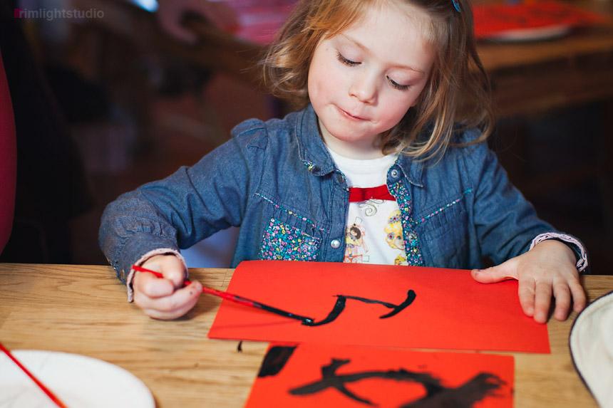 Warsztaty chińskie dla dzieci