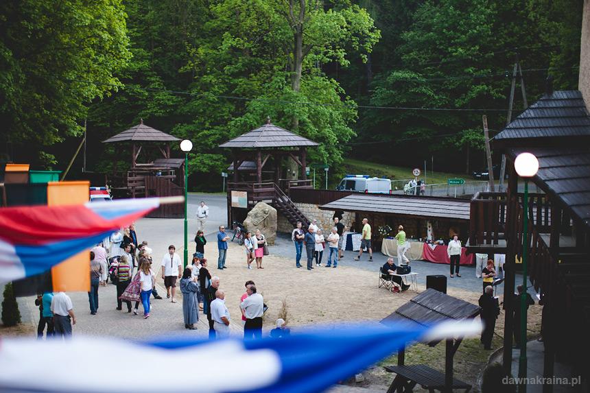 Dymarki Kaczawskie – Skansen Górniczo-Hutniczy w Leszczynie