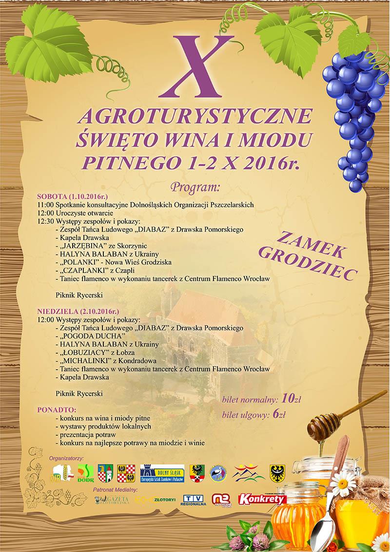 agroturystyczne-swieto-wina-miodu-pitnego-zamek-grodziec-program