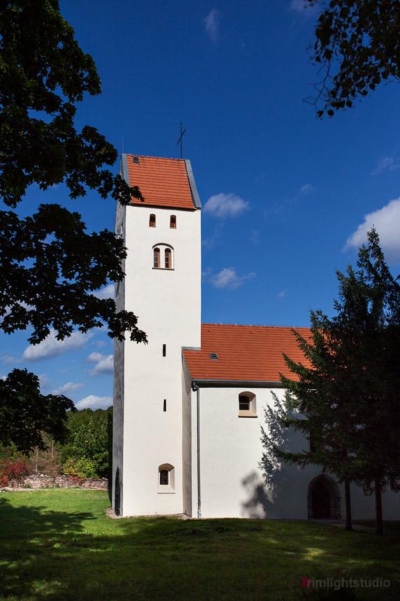 Kościół św. Mikołaja z XIVw