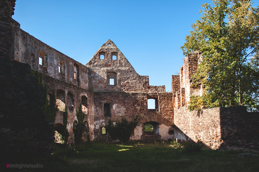 Zamek Świny zwiedzanie